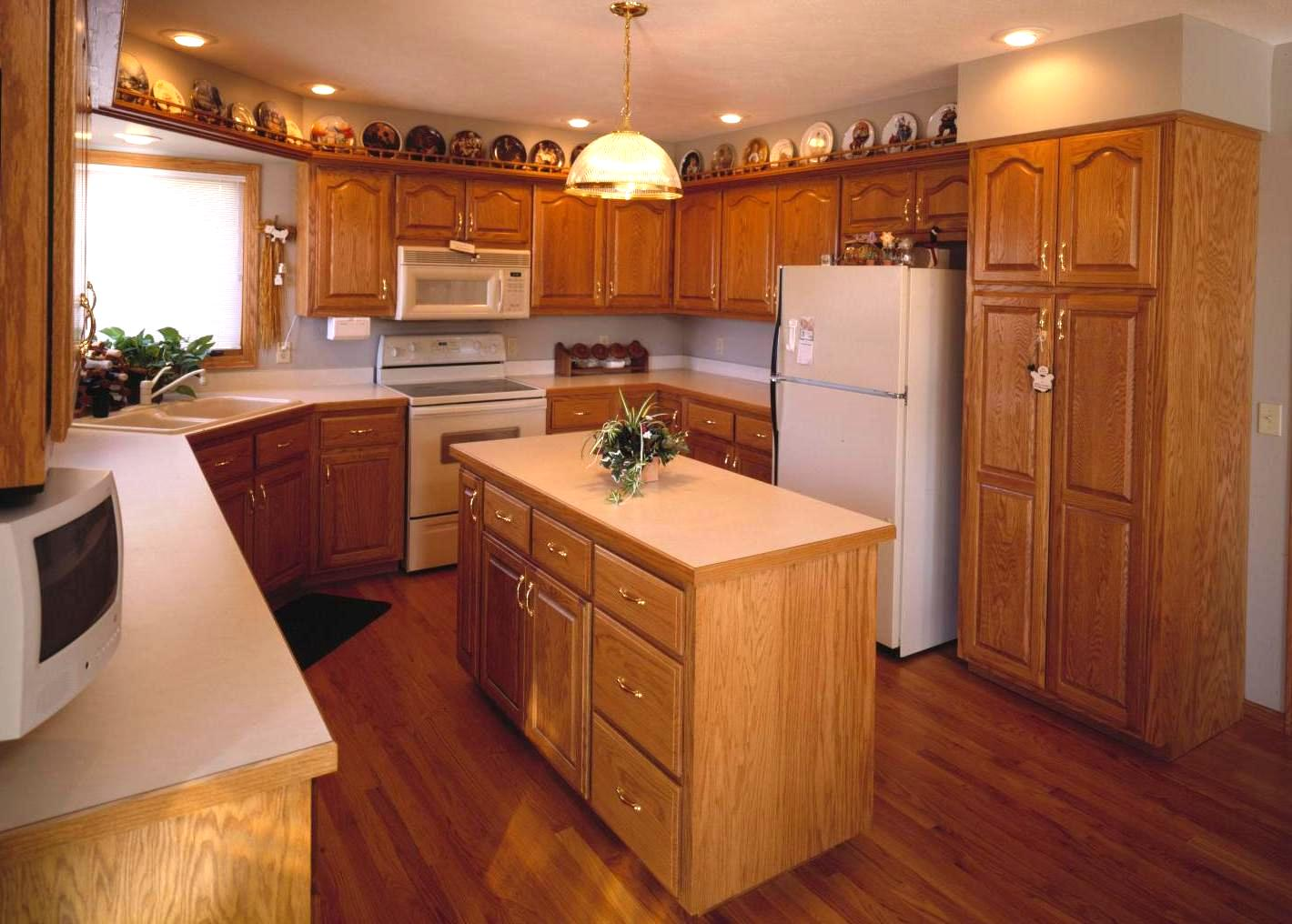 Randys 39 custom cabinets inc Custom kitchens pictures